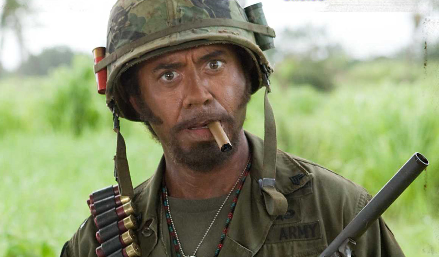 netflix aanbod week 6 Tropic Thunder Downey Jr. Ben Stiller