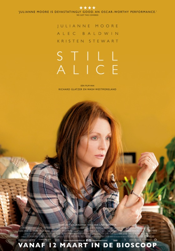 still alice recensie Netflix cover front