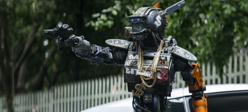 chappie bling gangster