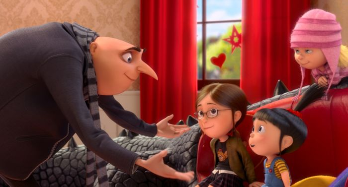 netflix aanbod week 9 Despicable Me 2