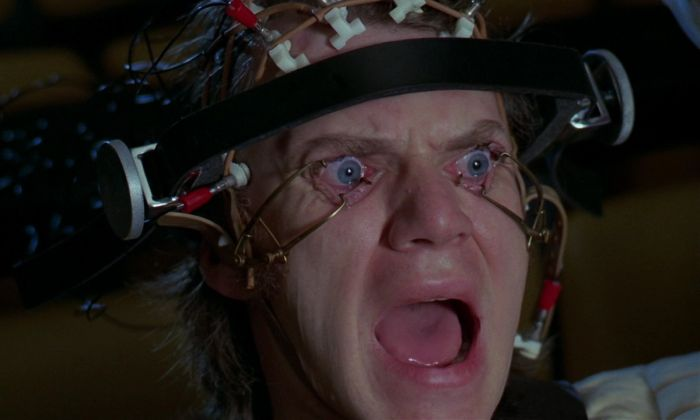 netflix science fiction clockwork orange kubrick