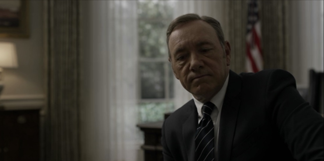 Netflix aanbod week 9 House of Cards seizoen 3 season 3