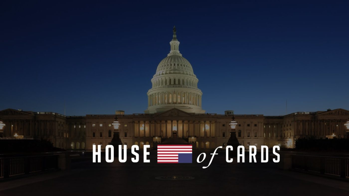 House of Cards intro