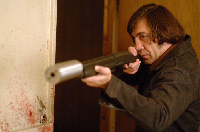 No Country For Old Men movie image Javier Bardem