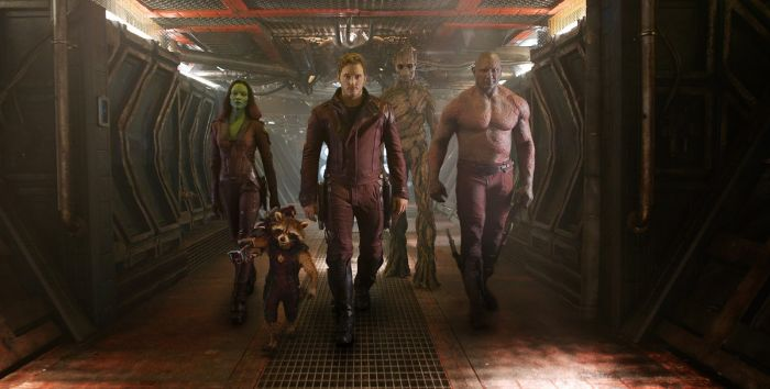 netflix science fiction guardians of the galaxy