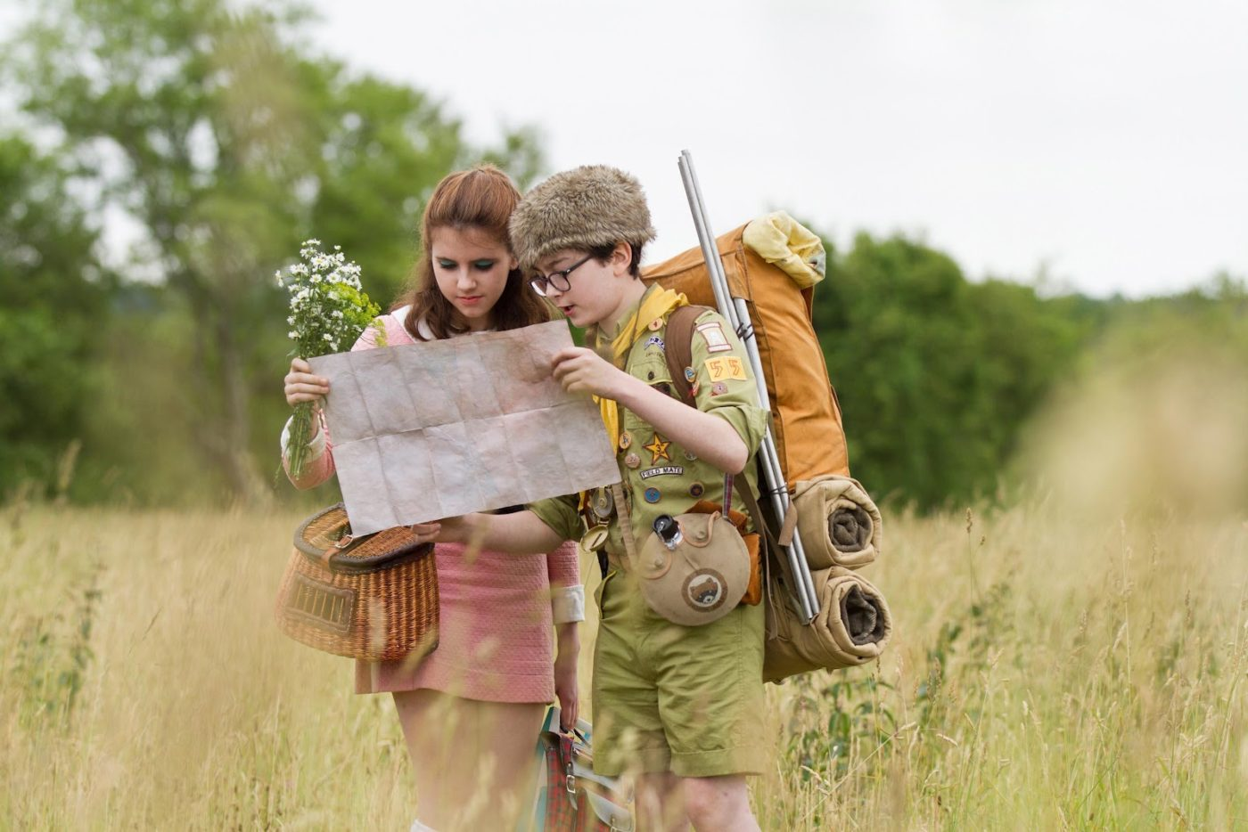moonrise kingdom wes anderson netflix aanbod Nederland murray, willis, norton2