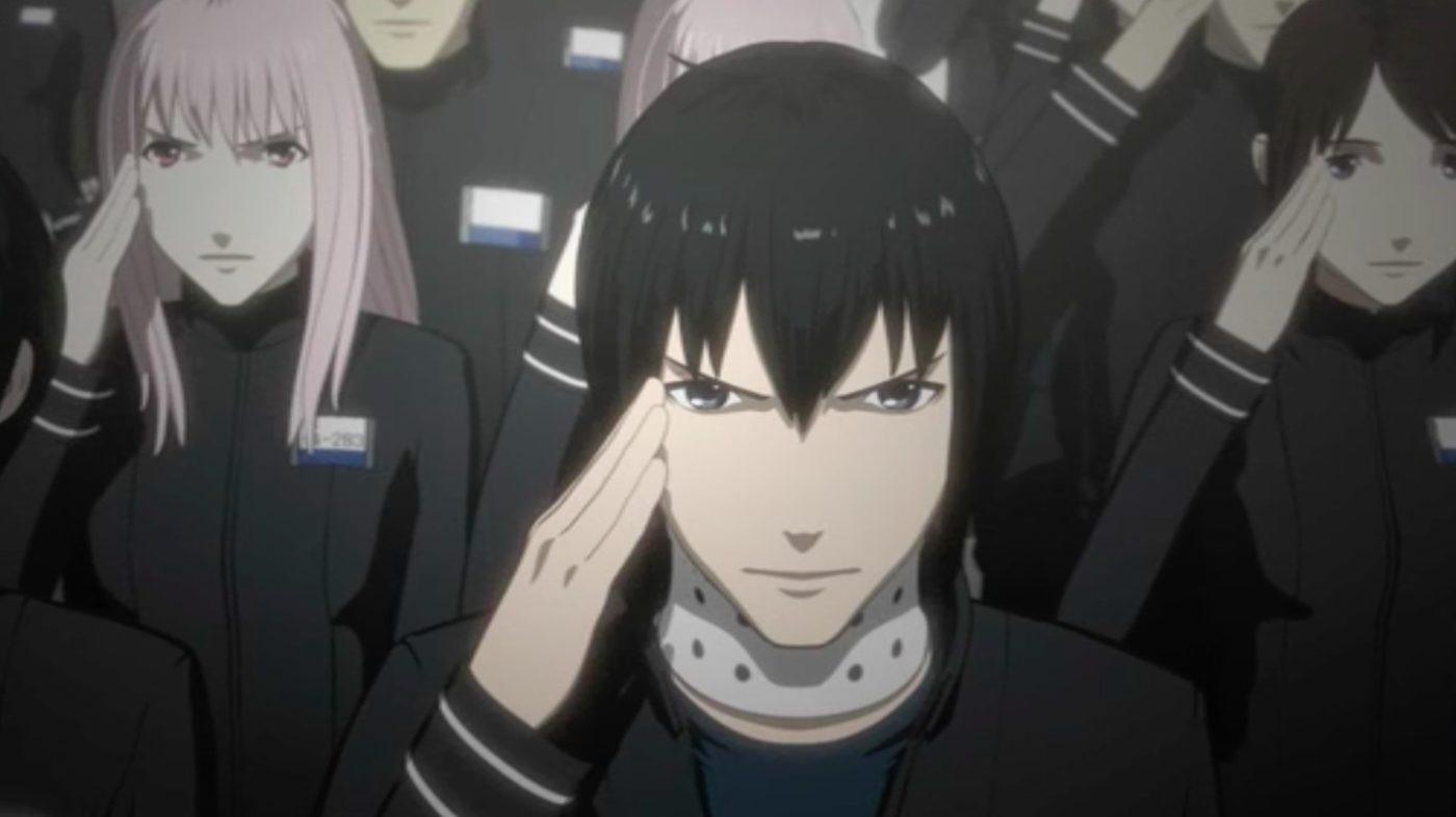 Netflix aanbod week 27 Knights of Sidonia
