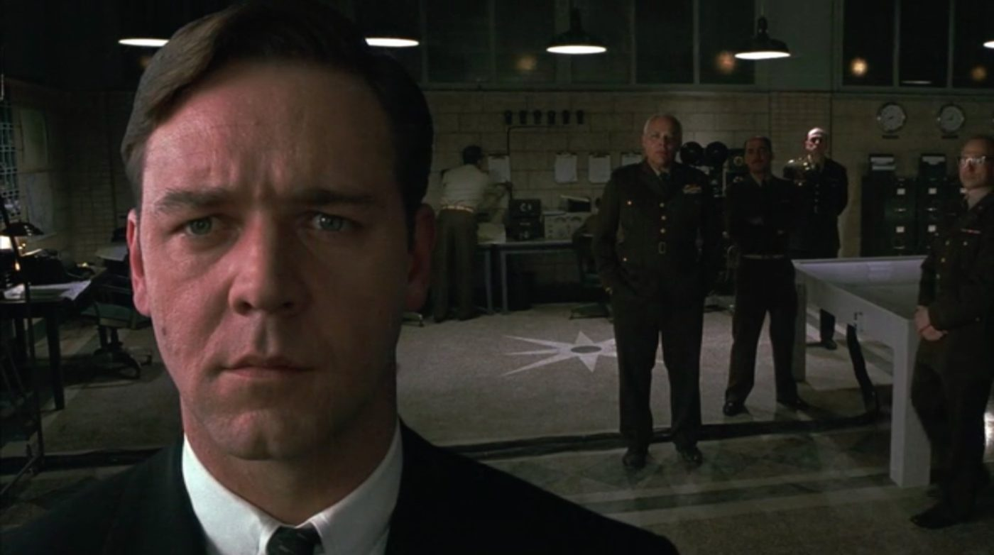 Netflix aanbod week 37 A Beautiful Mind russell crowe