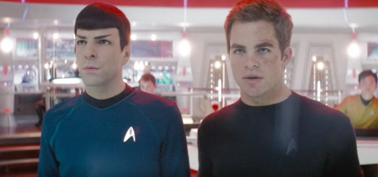 Netflix aanbod week 37 Star Trek chris pine netflix