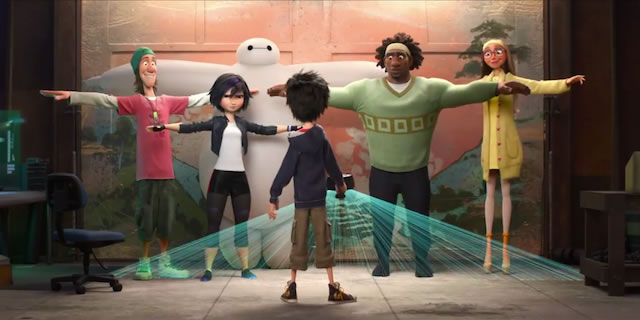 netflix aanbod week 44 big hero 6-Netflix tips leukste Netflix films