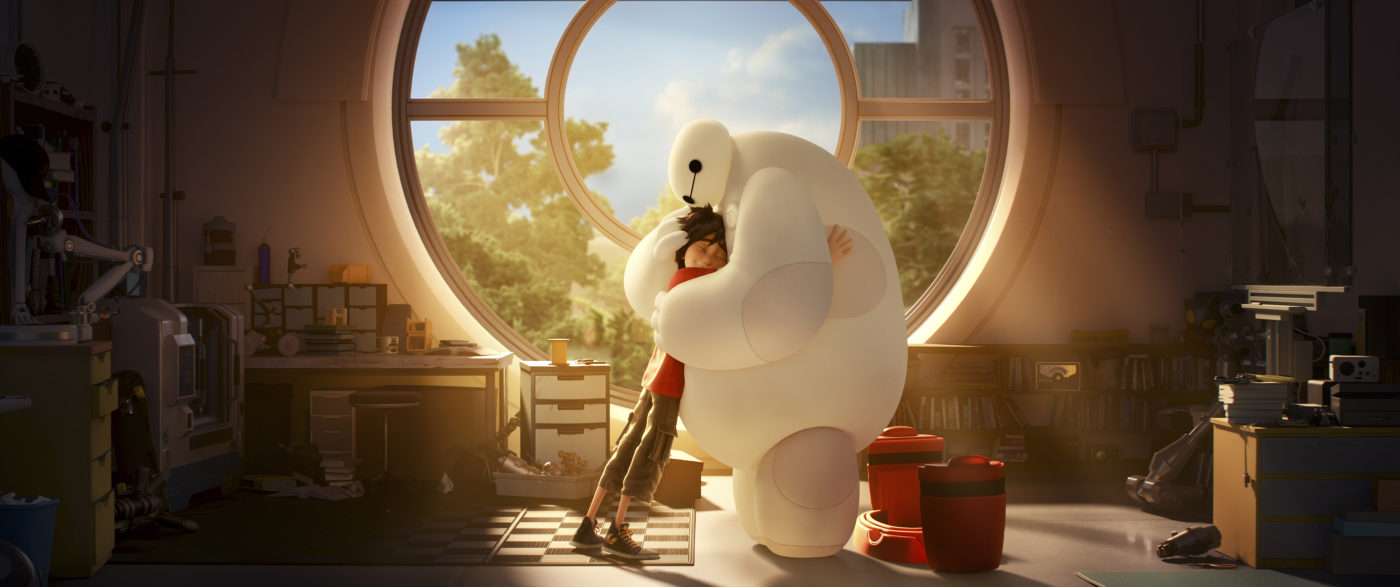Big Hero 6 Netflix aanbod week 48 2016