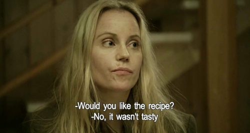 The Bridge Netflix recensie review honesty eerlijkheid tasty recipe