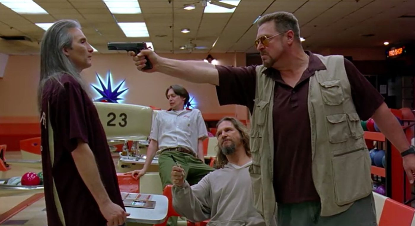 Netflix aanbod week 16 2016 The Big Lebowski