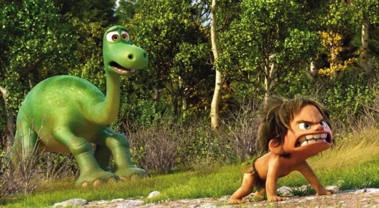 Netflix aanbod week 31 2016 the good dinosaur