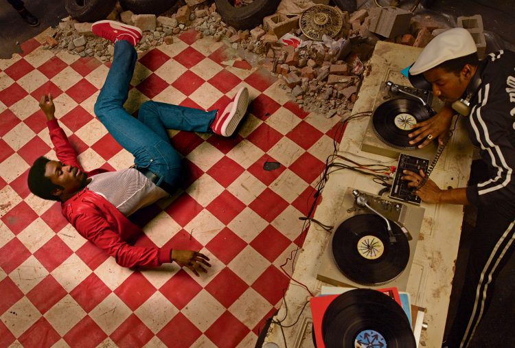 Netflix aanbod week 33 2016 The Get Down breakdance hiphop