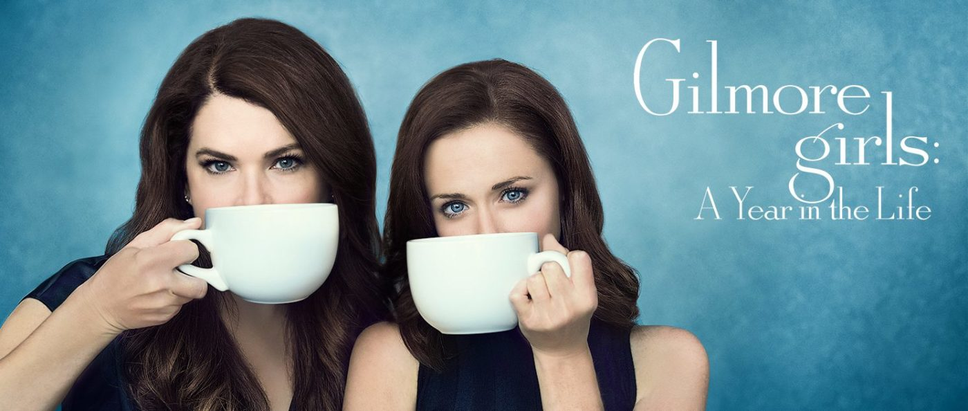 Gilmore Girls a year in the life netflix aanbod week 48 2016 tips