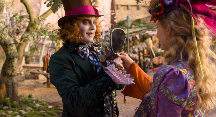 Netflix aanbod week 9 2017 alice trough the looking glass