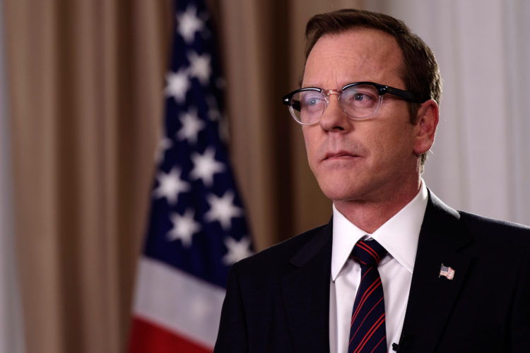 designated survivor black swan Netflix aanbod week 12 2017 president US
