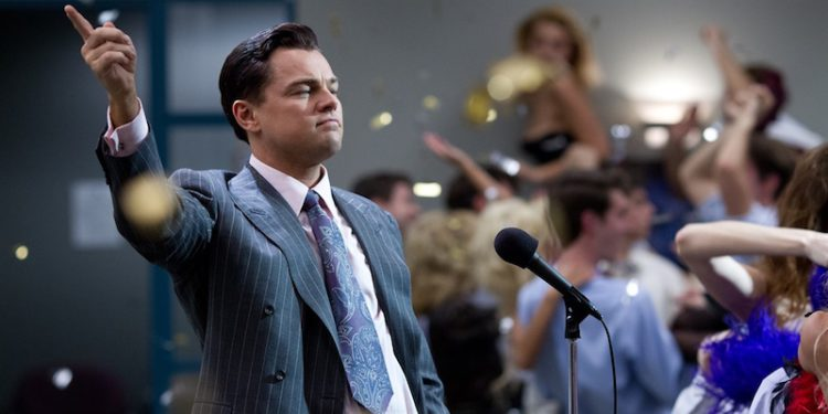 The Wolf of Wall Street Netflix aanbod week 17 2017 tips Netflix NL recensie dicaprio speech
