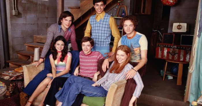 That 70s show Netflix aanbod week 35 2017 coach basement kelder
