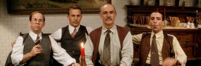 The Untouchables Netflix aanbod week 33 2017 tips Brian de Palma