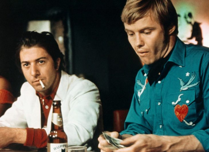 Midnight Cowboy Netflix aanbod week 36 2017 hoffman voight