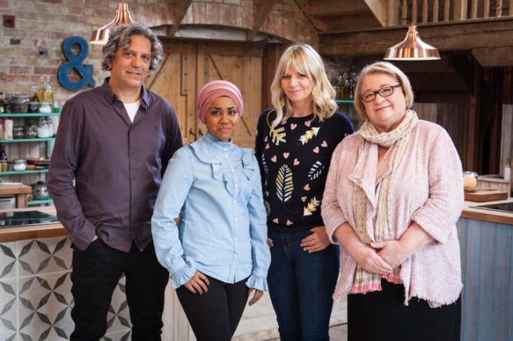 Big Family Cooking Showdown seizoen 1 Netflix