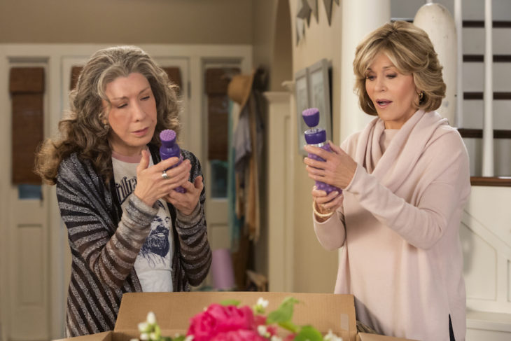 Grace And Frankie Seizoen 4