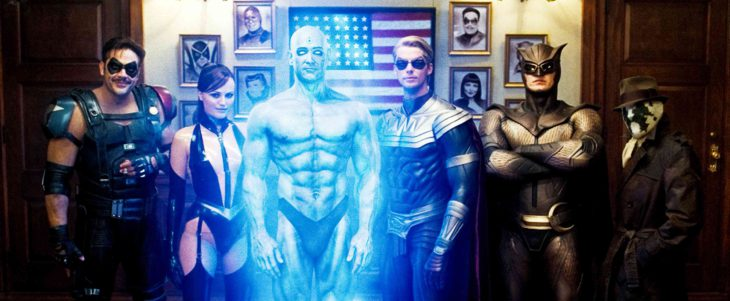 watchmen Netflix comic tips