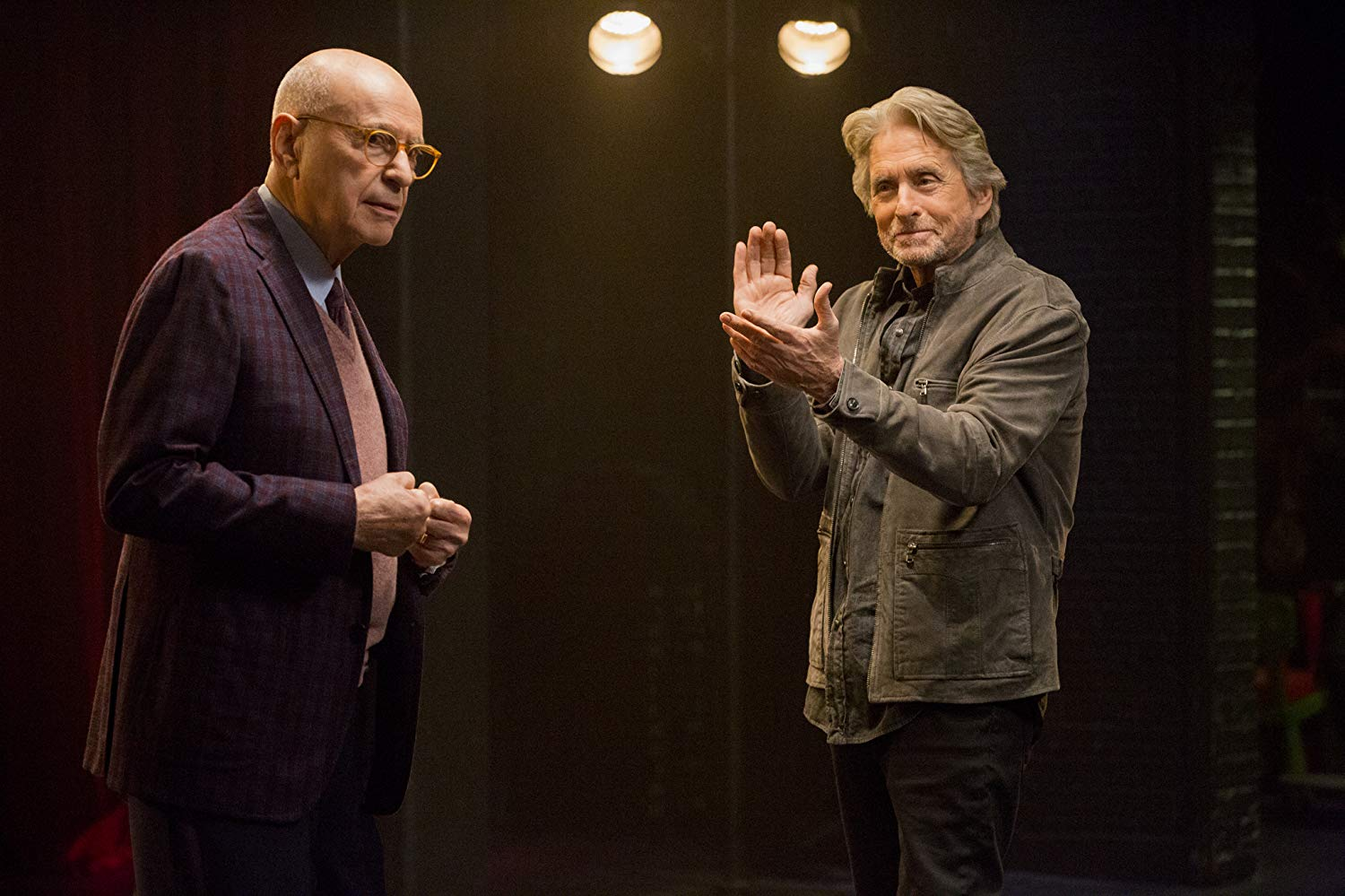The Kominsky Method michael douglas Netflix