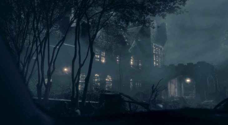 The Haunting of Hill House (seizoen 2) spookhuis